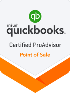 Quickbooks Certified ProAdvisor POS